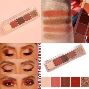 Natasha Denona Peak 5 Pan Eyeshadow Palette